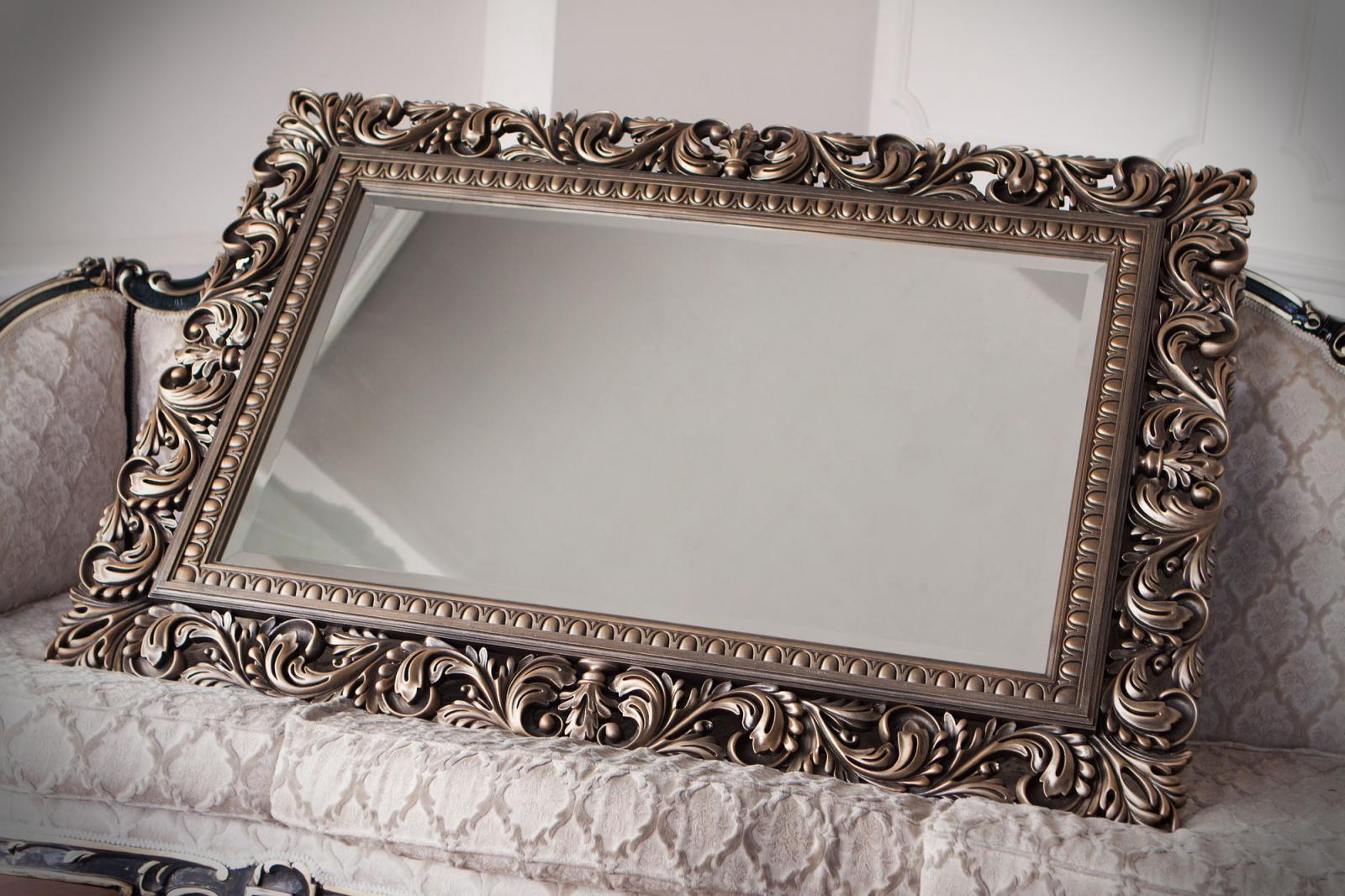 Багетное оформление зеркал